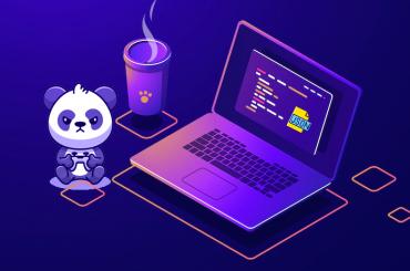 json into pandas dataframe