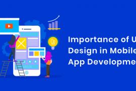 ui design in mobile app development